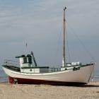 Løkken Strand Fischerboot
