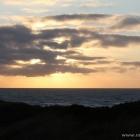 Tornby Strand Sonnenuntergang