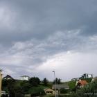 Wolken in Lønstrup