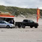 Hotdog am Vejers Strand