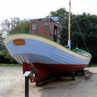Fischkutter Fischereimuseeum