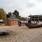 Spielplatz Fischereimuseeum