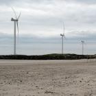 Windräder Hvide Sande