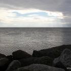 Mole und Meer Hvide Sande