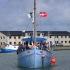Taucherschiff Ajax