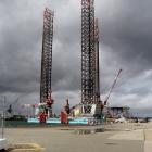 Maersk Guardian in Frederikshavn