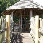 Klettern im Zoo