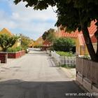 Gasse in Skagen