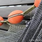 Netze als Dekoration