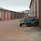 Lager im Fischereihafen