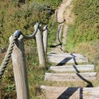 treppen in den duenen