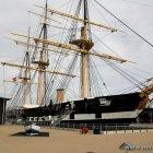 Fregatte Jylland in Ebeltoft