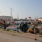 Hafen in Hirtshals