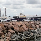 Die beiden Superspeed-Fähren