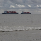 LNG-Tanker vor Skagen